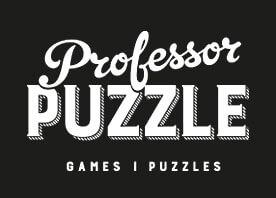 Professor Puzzle Logo