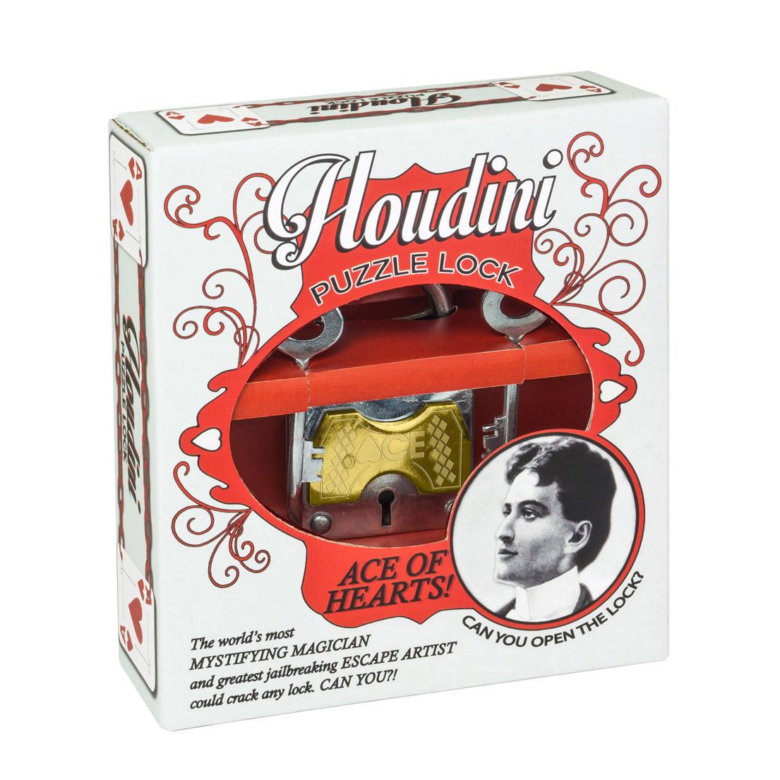 1068 - Houdini - Ace of Hearts
