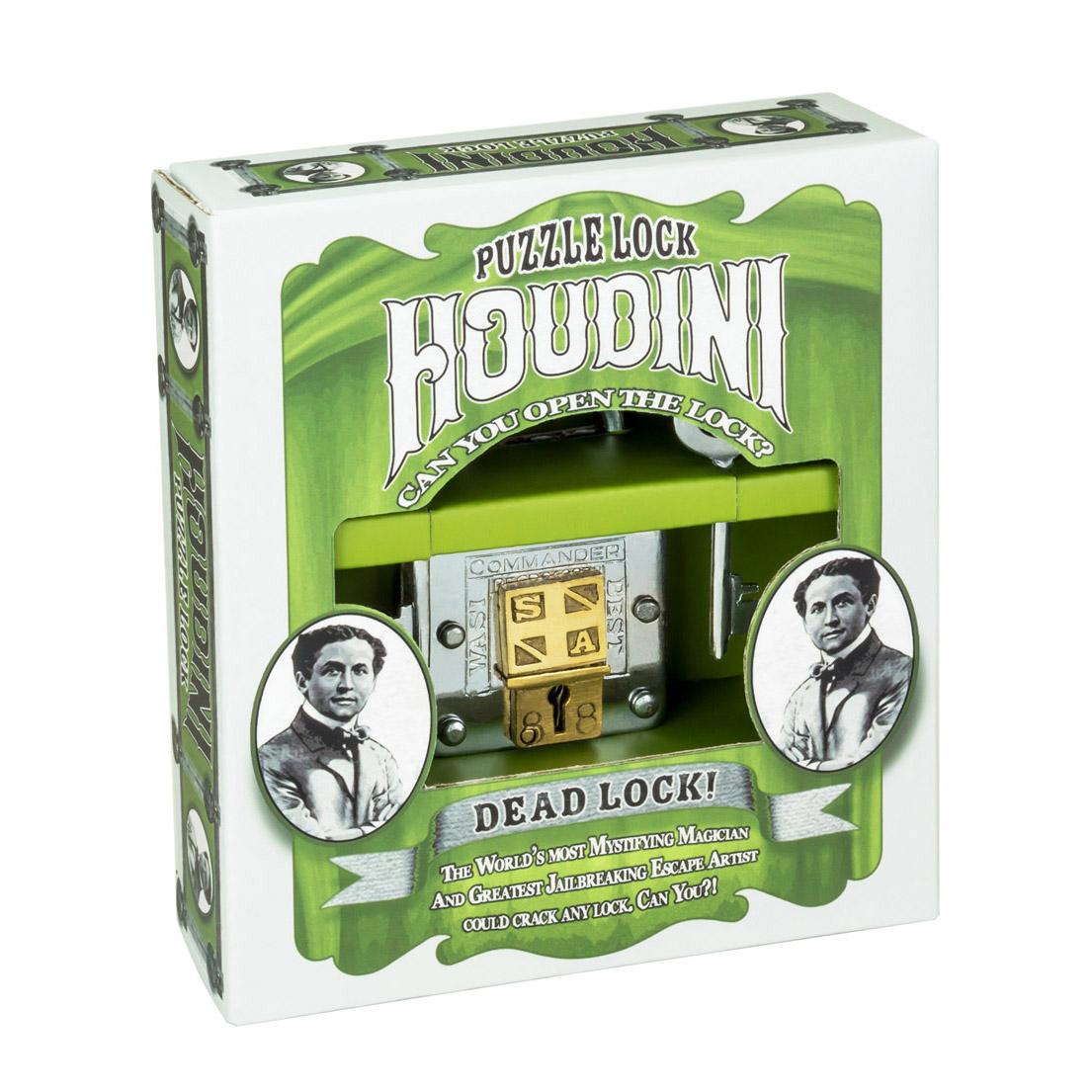1069 - Houdini - Dead Lock