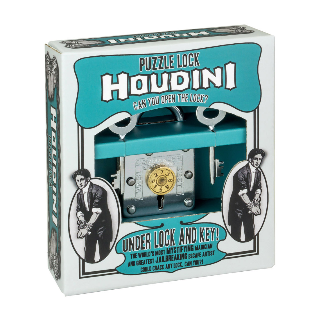 1070 - Houdini - Under Lock and Key