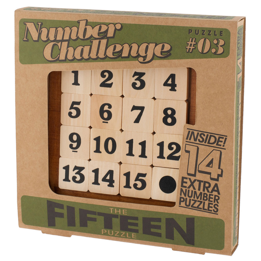 1172 - Number Challenge_The Fifteen Puzzle