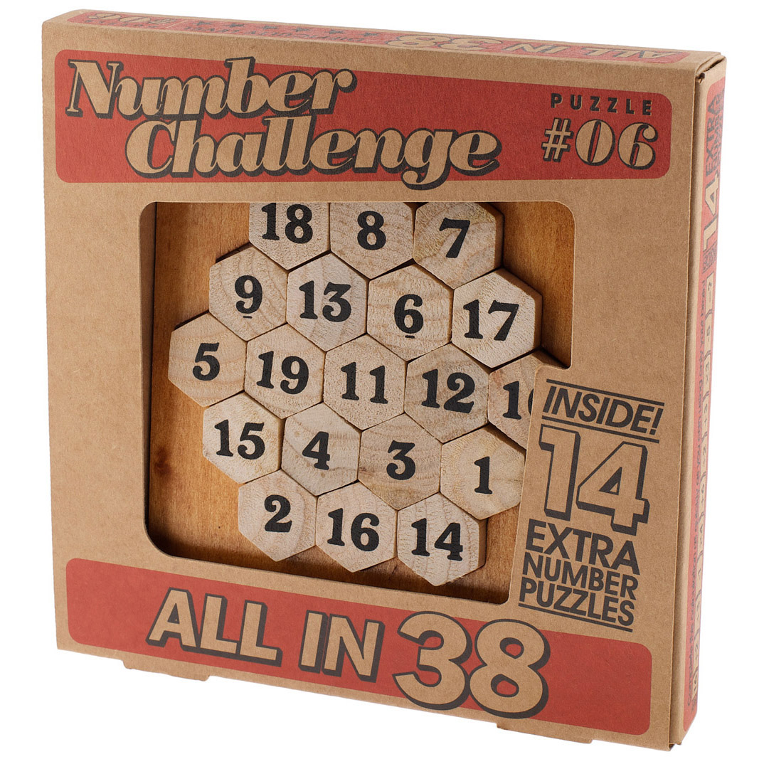 1175 - Number Challenge_All in 38