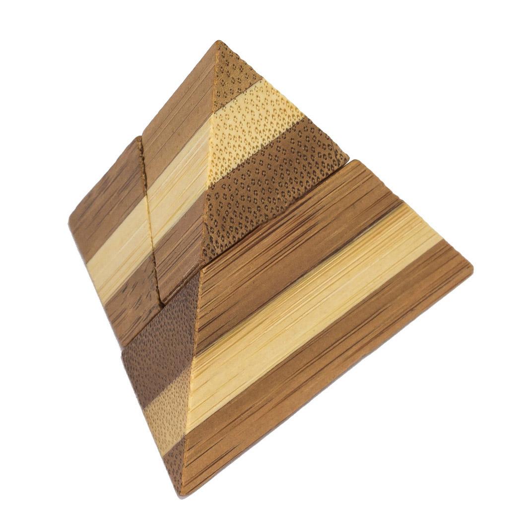 1205 - Mini Bamboozlers - Pyramid - Open
