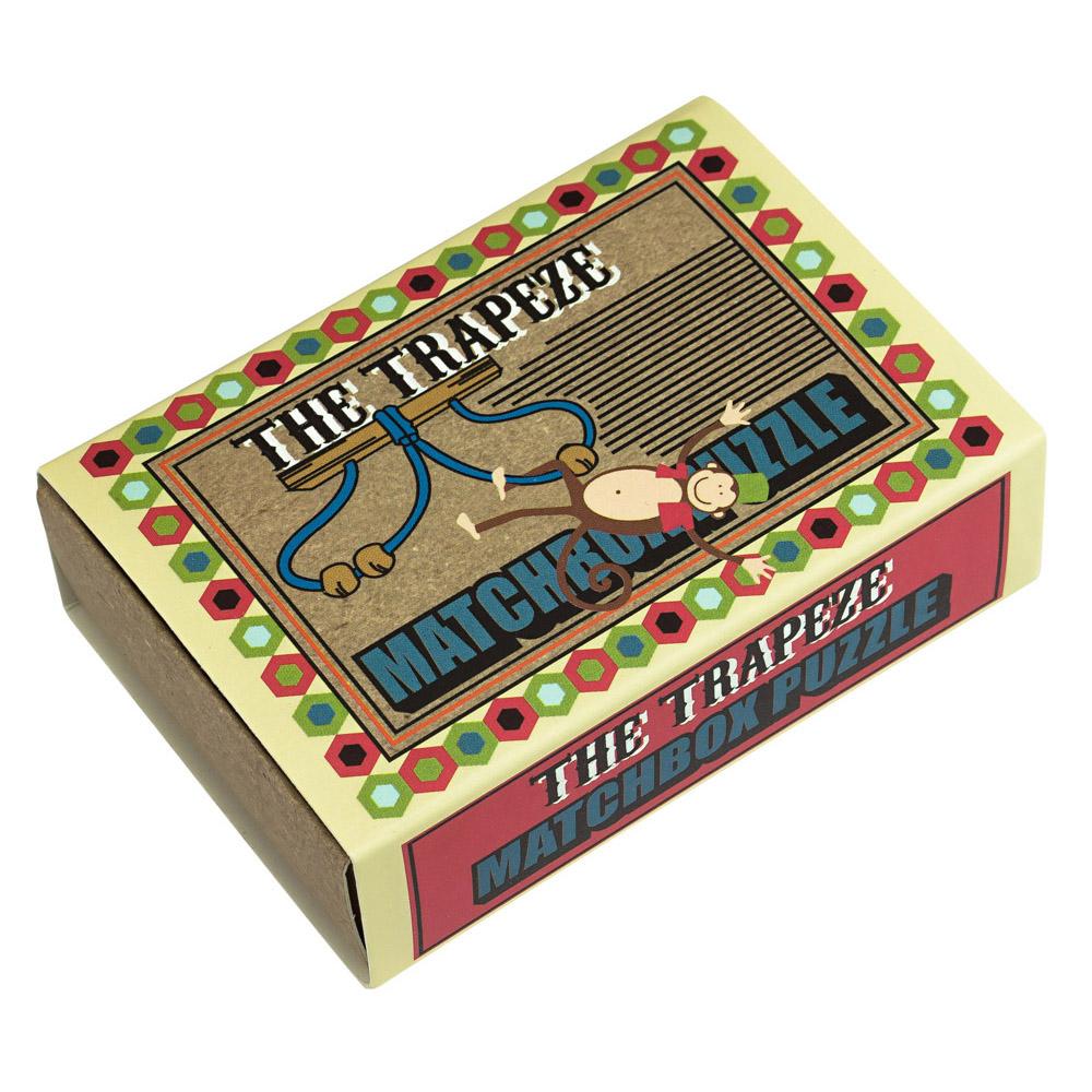 1231 - Matchbox Puzzles - Trapeze