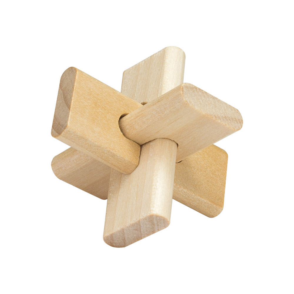 1238 - Matchbox Puzzles - The Cross - Open