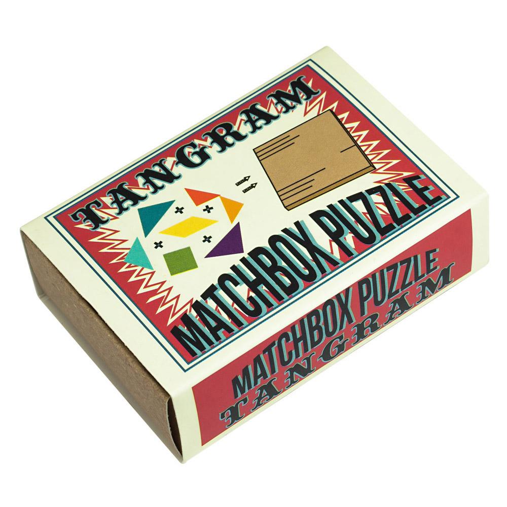 1240 - Matchbox Puzzles - Tangram