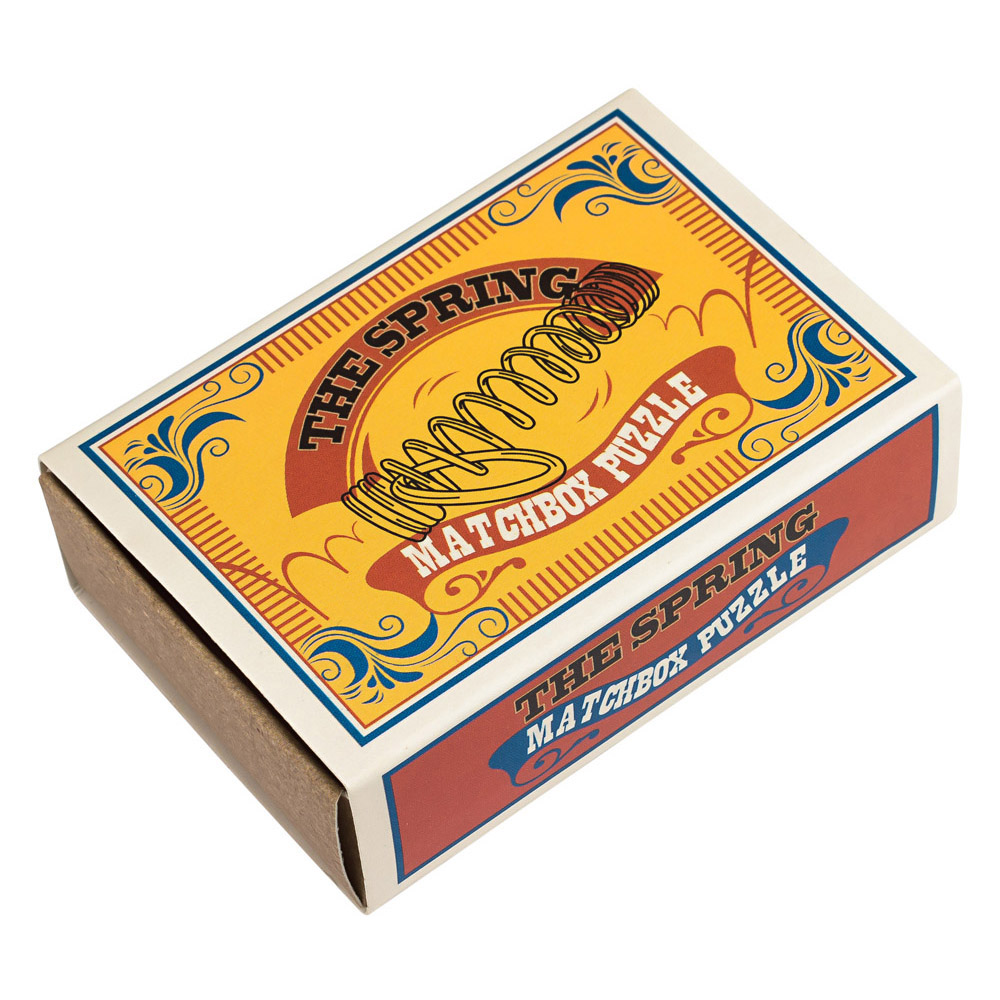 1245 - Matchbox Puzzles - Spring