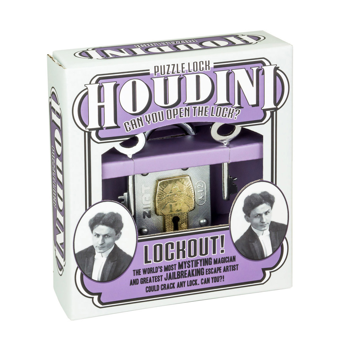 1246 - Houdini - Lockout