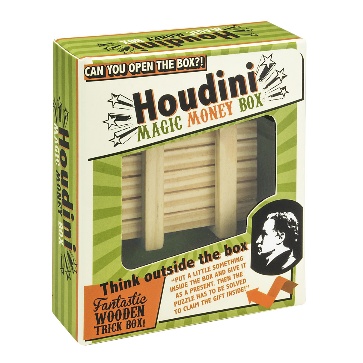 1256 - Houdini - Magic Money Box