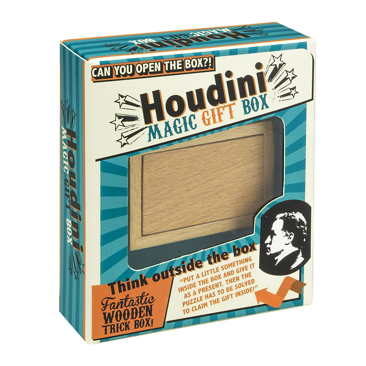 1257 - Houdini - Magic Gift Box