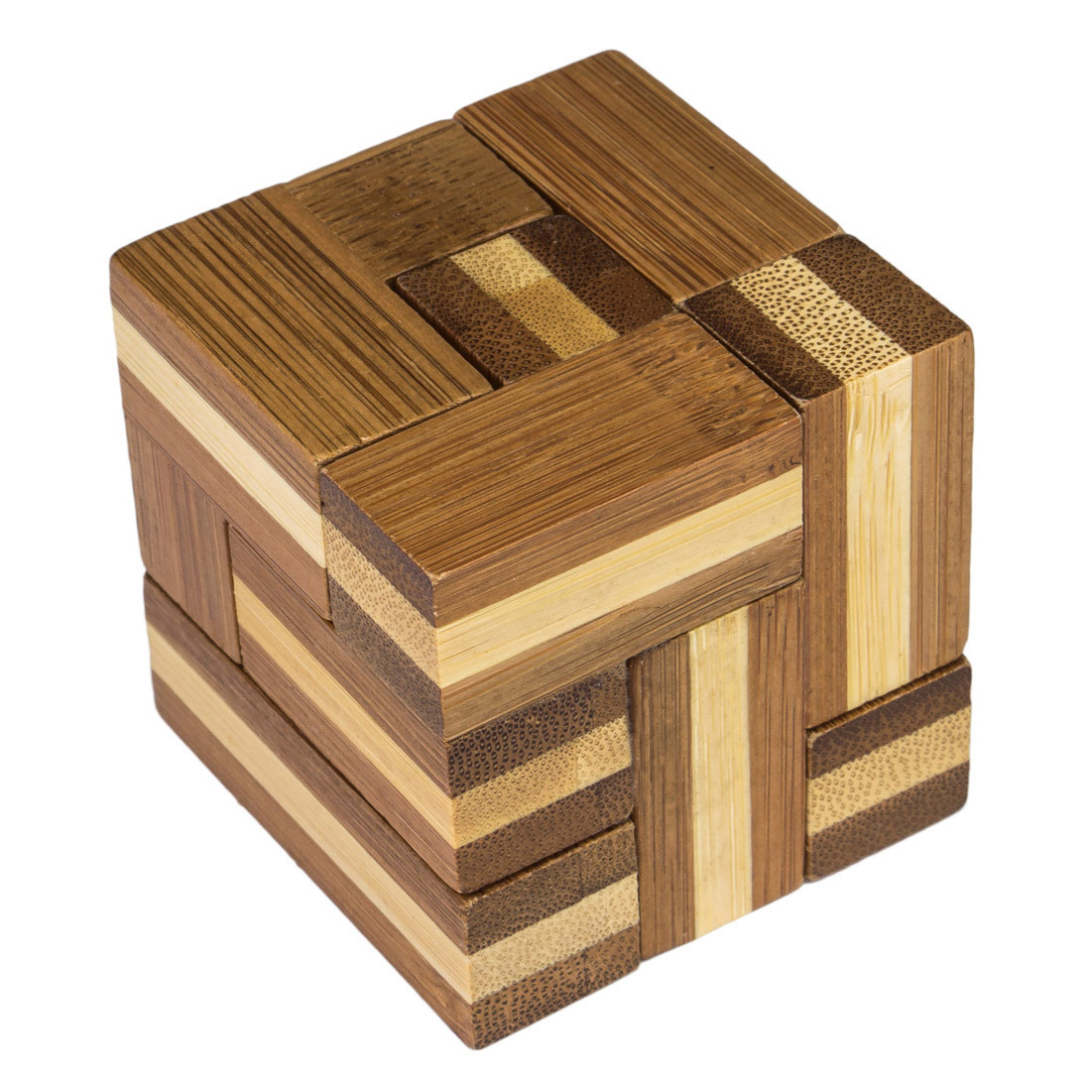1287 - Mini Bamboozlers - Cube - Open
