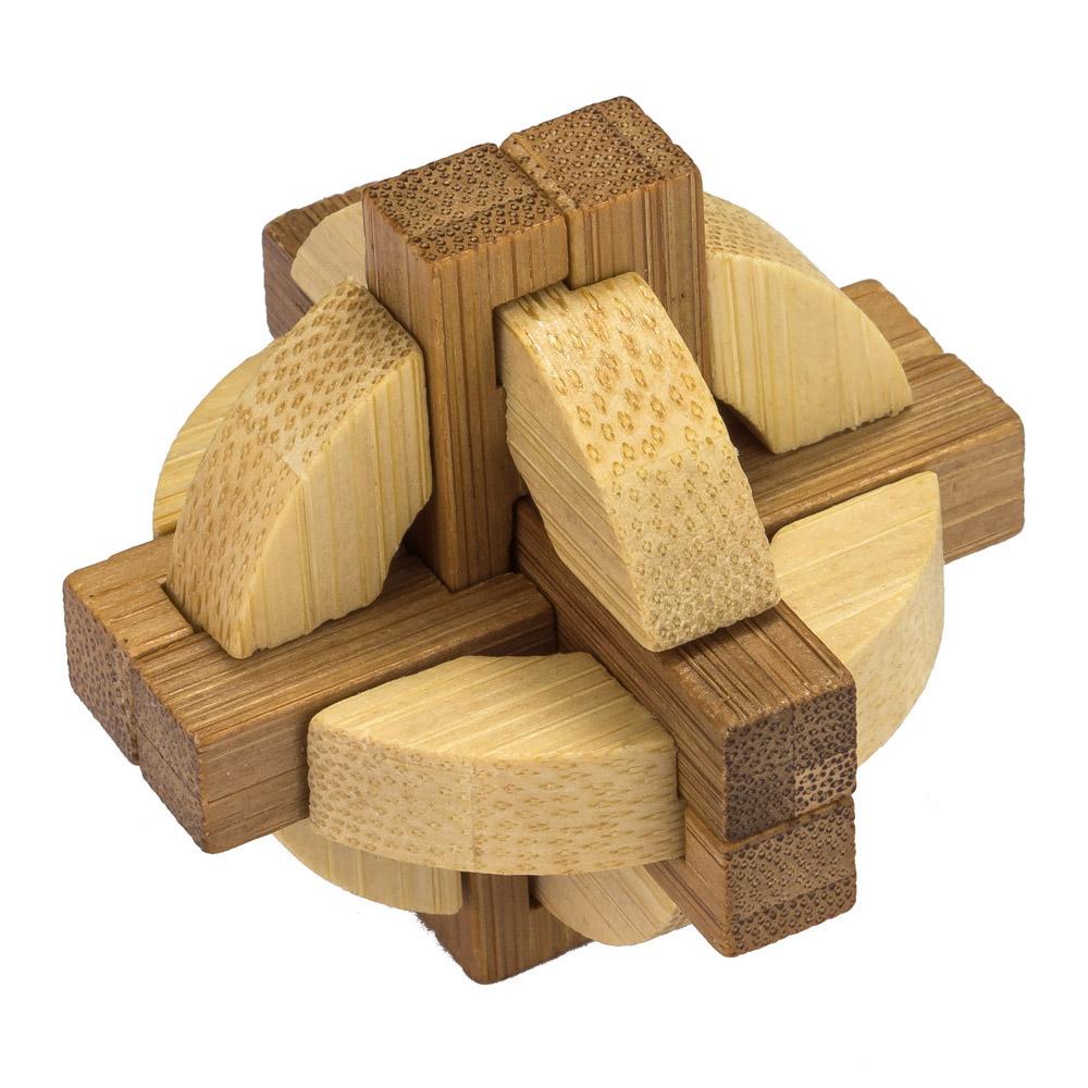 1292 - Mini Bamboozlers - Globe - Open