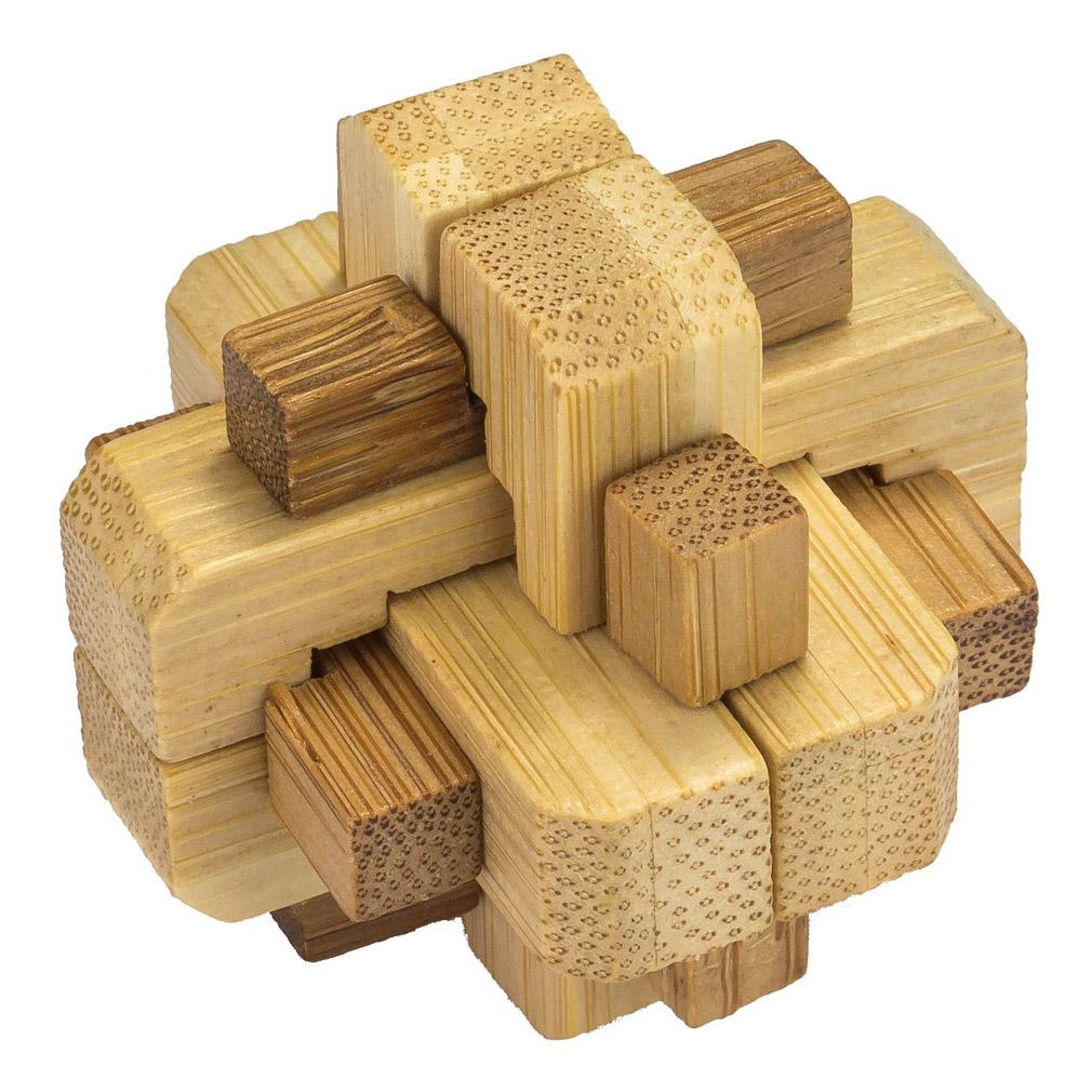 1294 - Mini Bamboozlers - Lock - Open