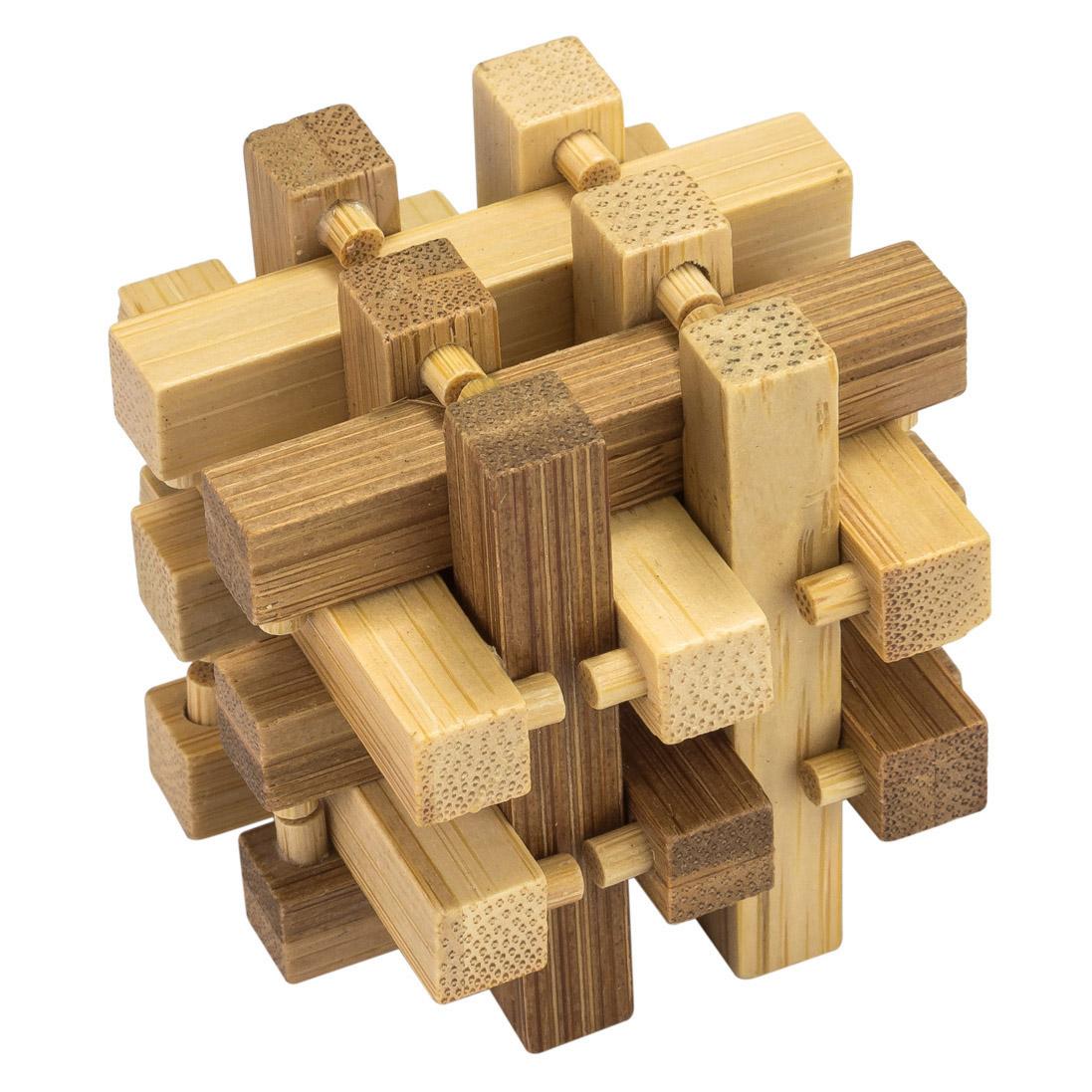 1298 - Mini Bamboozlers - Logs - Open