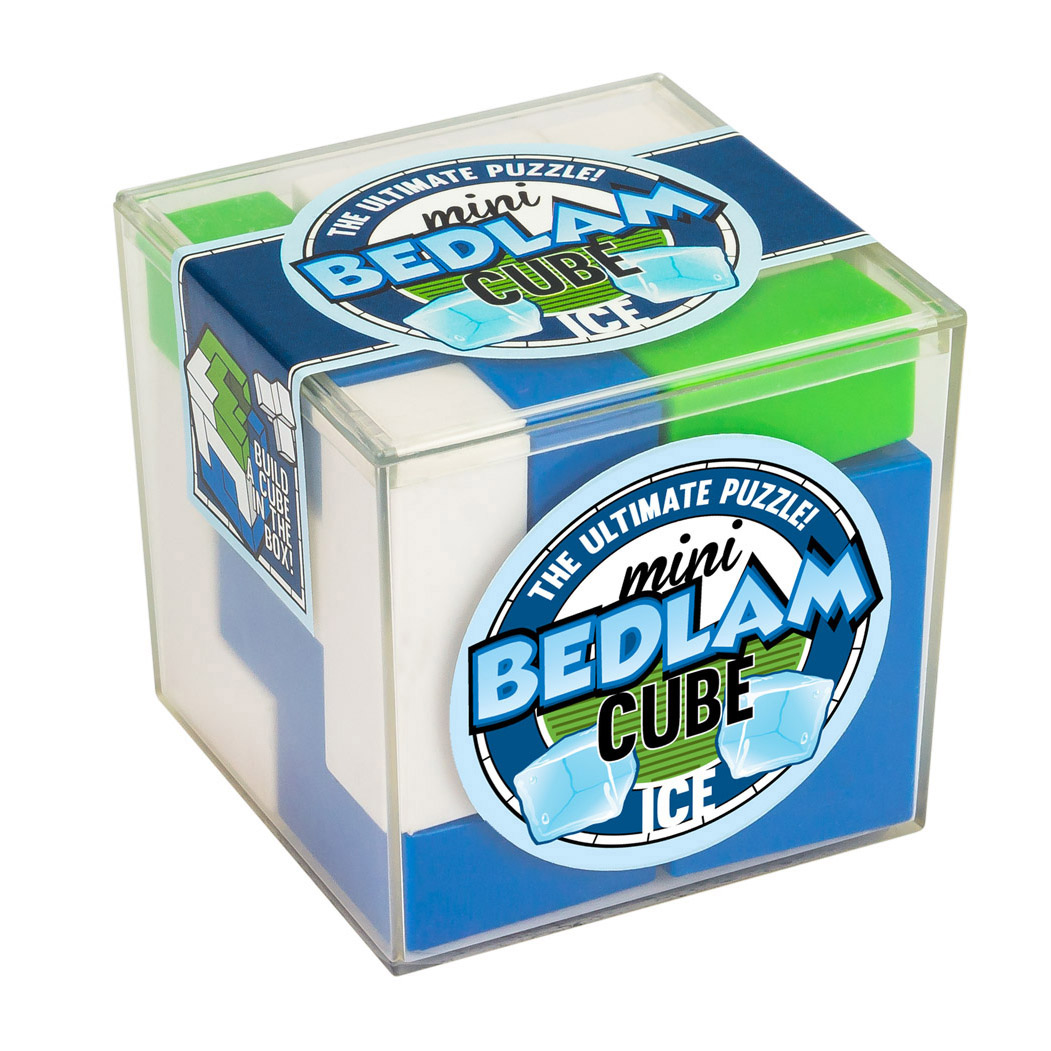 1302 - Bedlam Cube - Mini - Ice