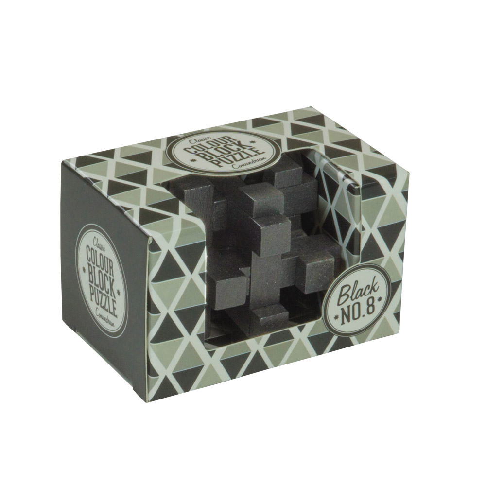 Colour Block Puzzles - Box - black2