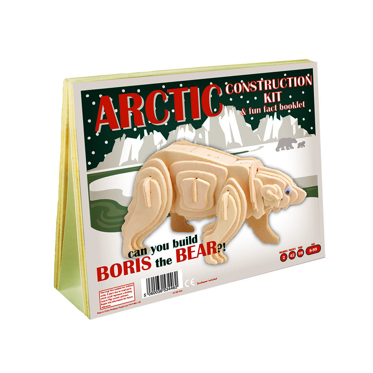 Construction Kits Bear