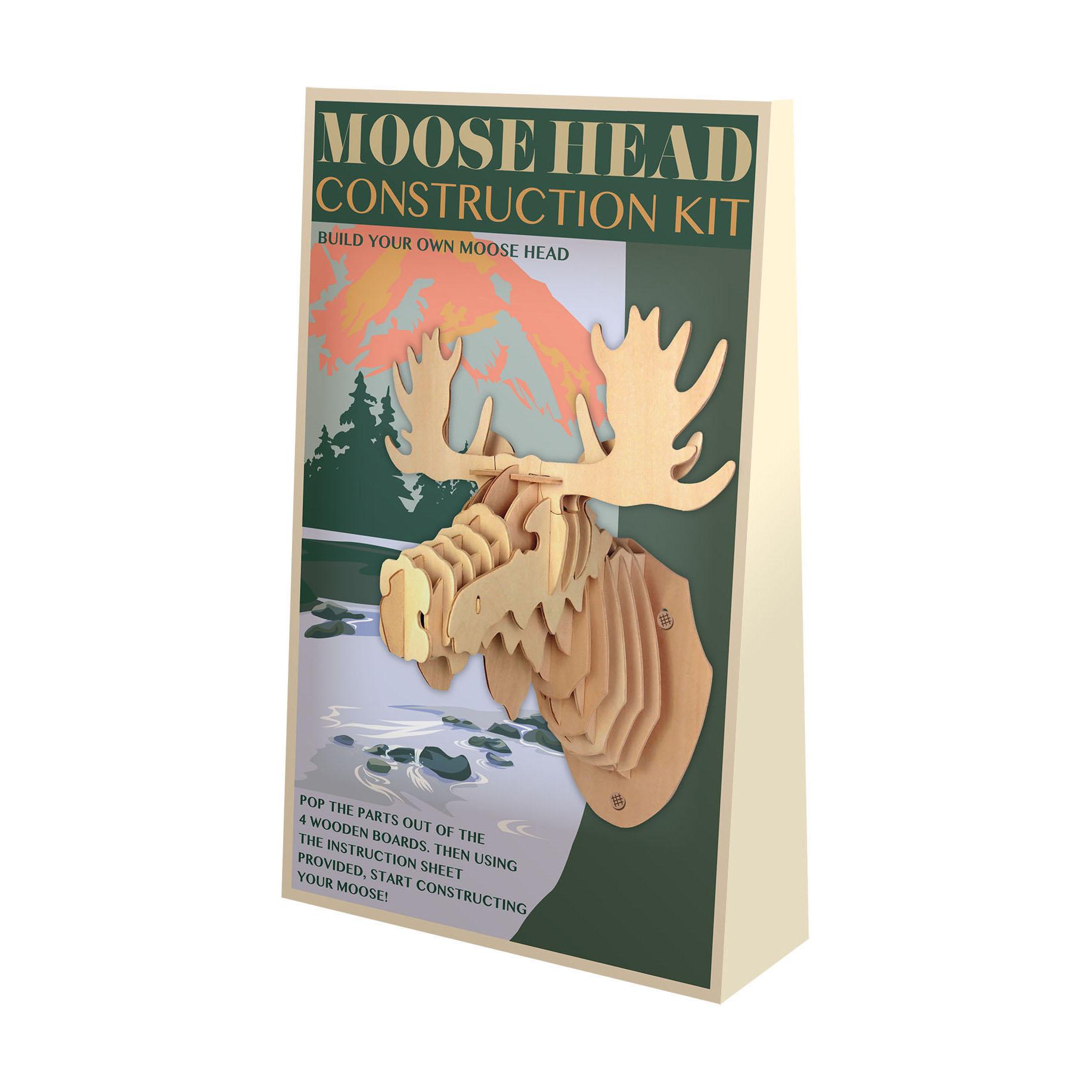 Construction Kits Moose - Large