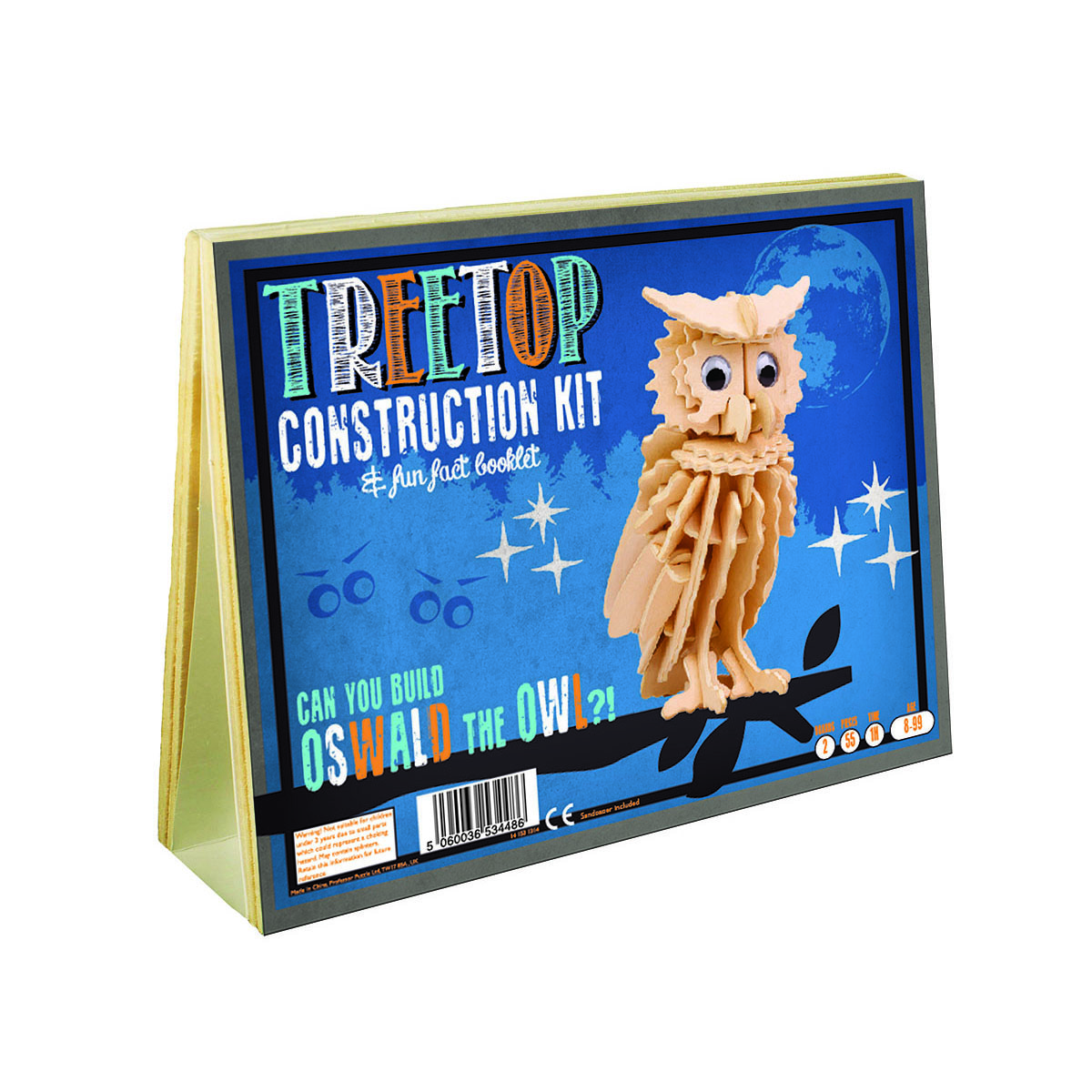 Construction Kits owl