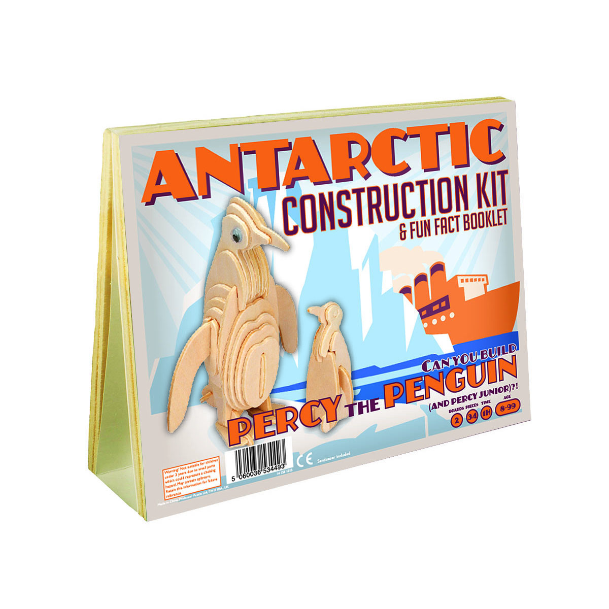 Construction Kits penguin