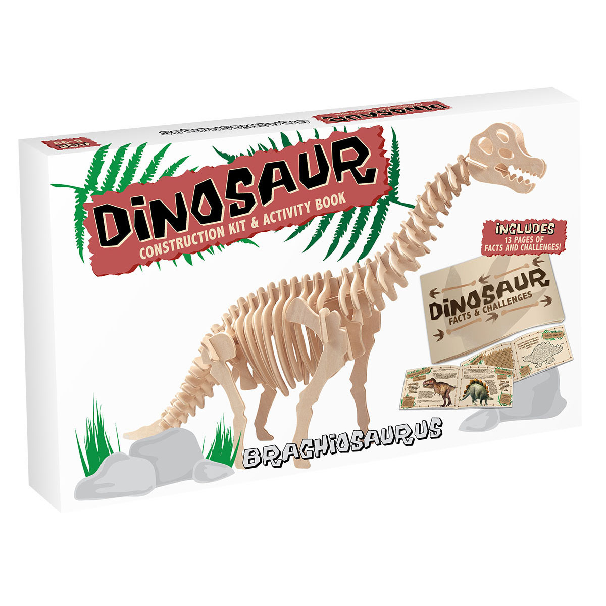 Dinosaur Construction Kit - Brachiosaurus