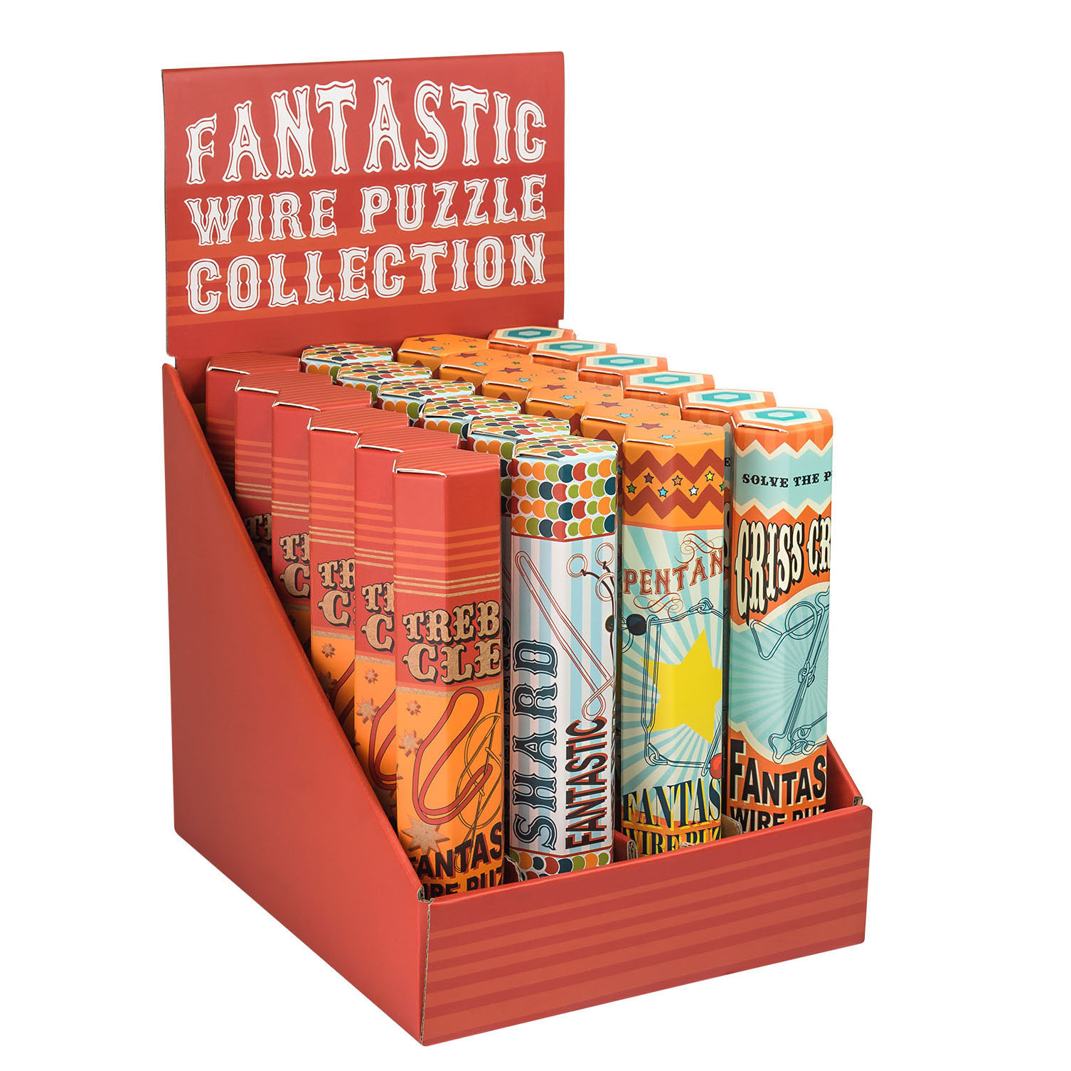 Fantastic Wire Puzzles - Display Unit