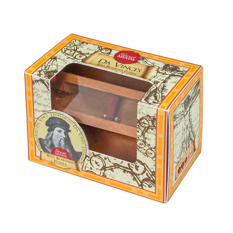 Great Minds - Da Vinci - Small - Box