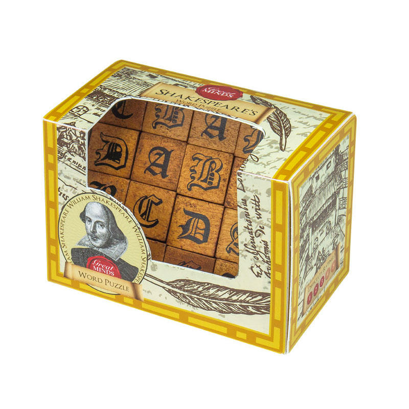 Great Minds - Shakespeare - Small - Box