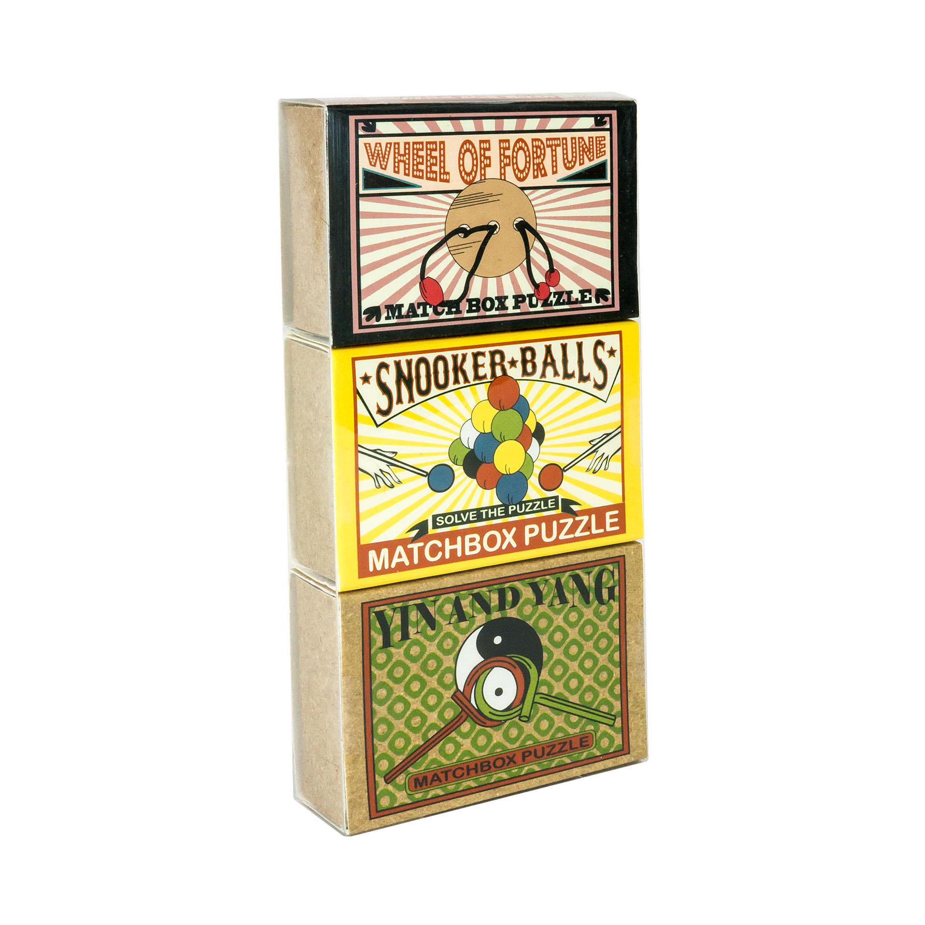 Matchbox3Packs - 1