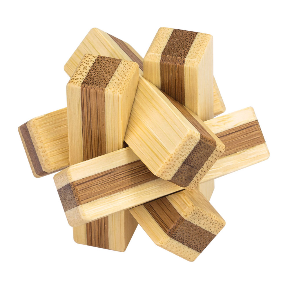 1087 - Mini Bamboozlers - Knot - Open