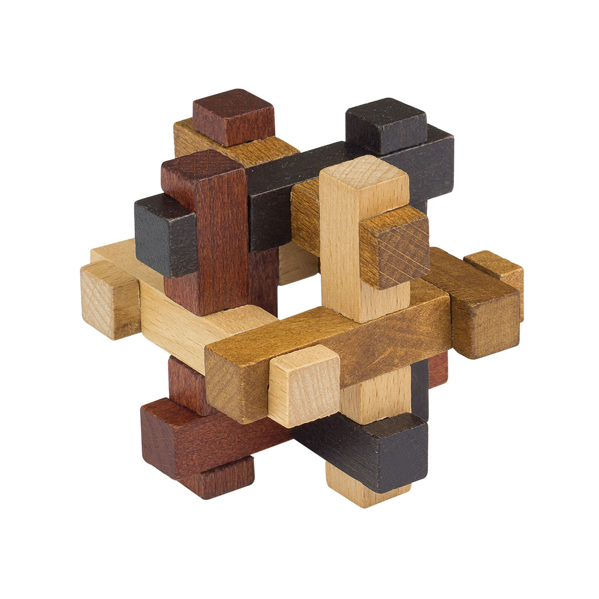 Our Collection of Wood Puzzles | Professor Puzzle