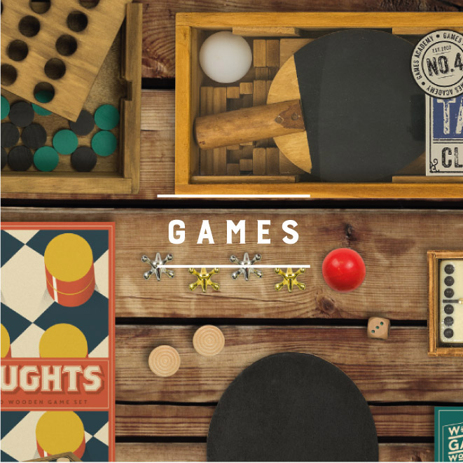Games and Novelties