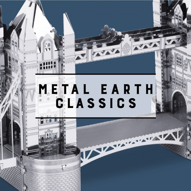 Metal Earth Classics