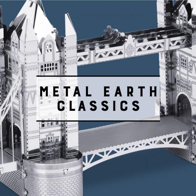 Metal Earth Classics