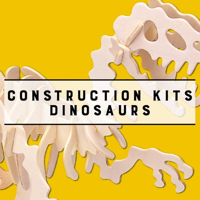 Dinosaur Construction Kits