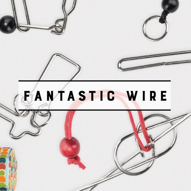 Fantastic Wire Puzzles