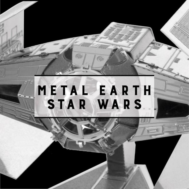 Metal Earth Star Wars