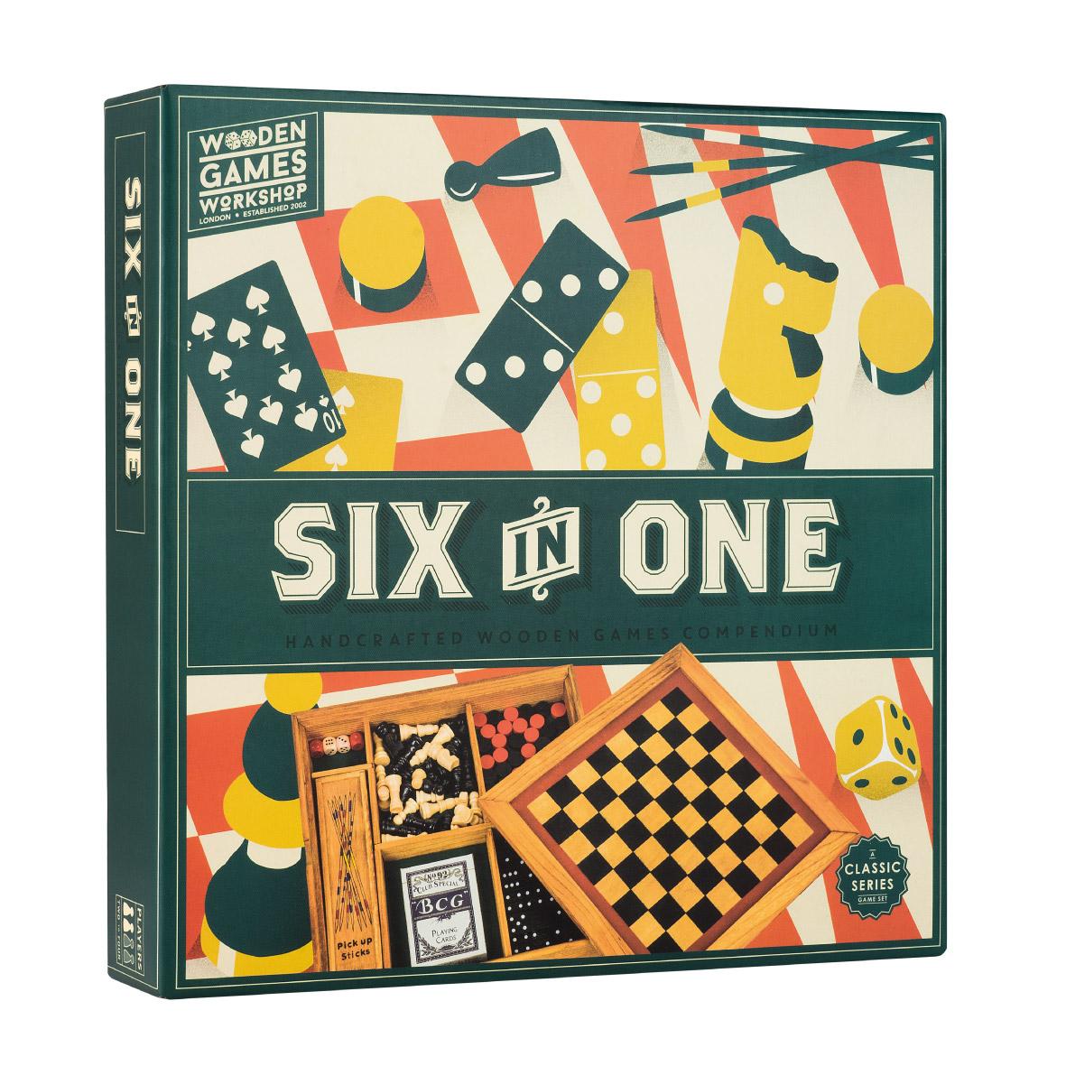 Six in One Game Compendium