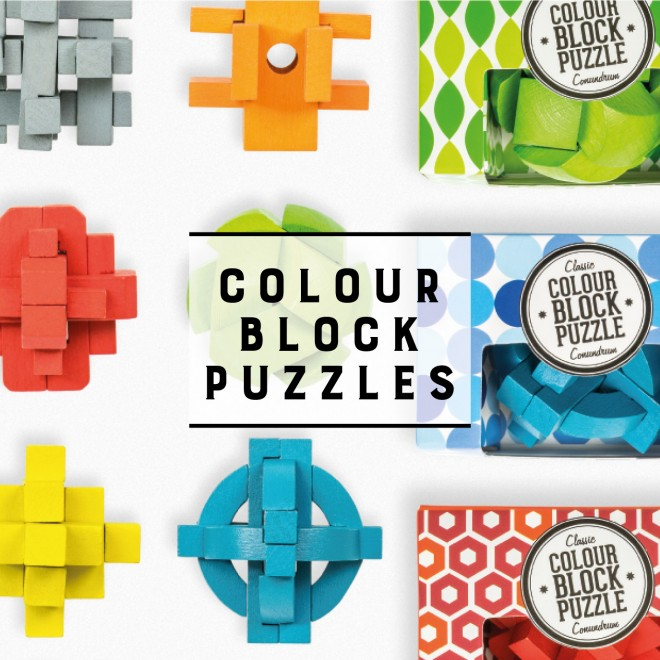 Colour Block Puzzles