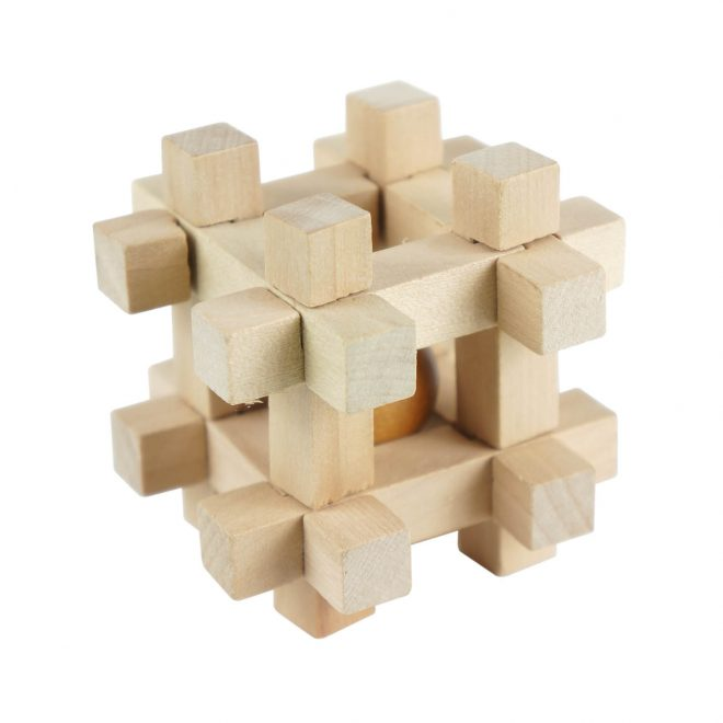 Set of 4 Wood - 2