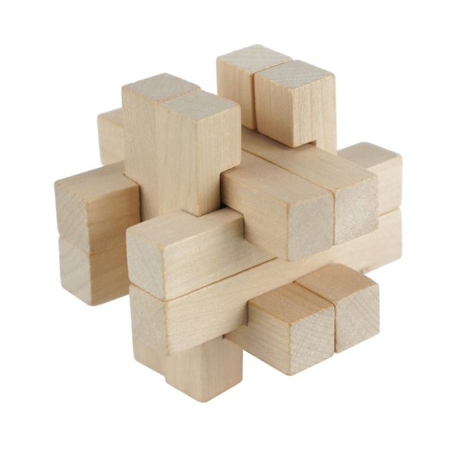 Set of 4 Wood - 4