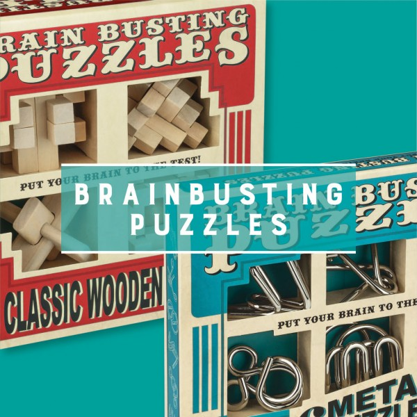 Brain Busting Puzzles