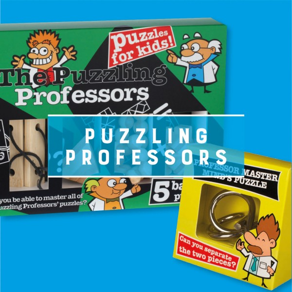 Puzzling Professors