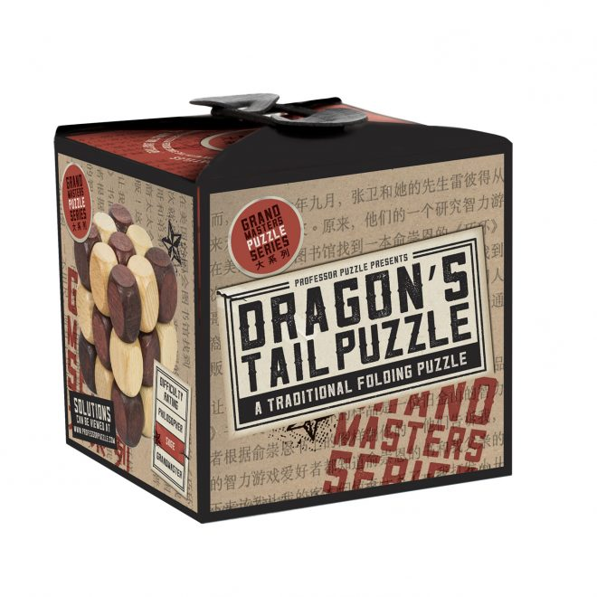 GrandMasters_Dragons Tail Puzzle_Packaging
