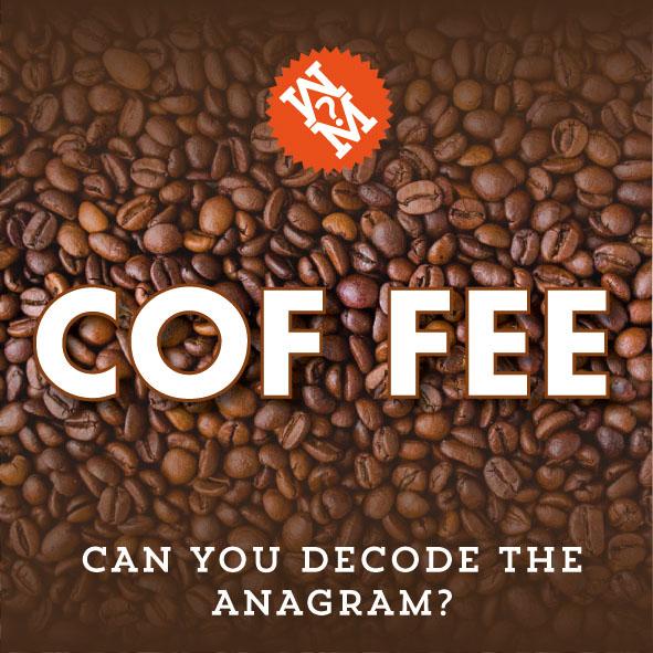 International Coffee Day Brainteaser