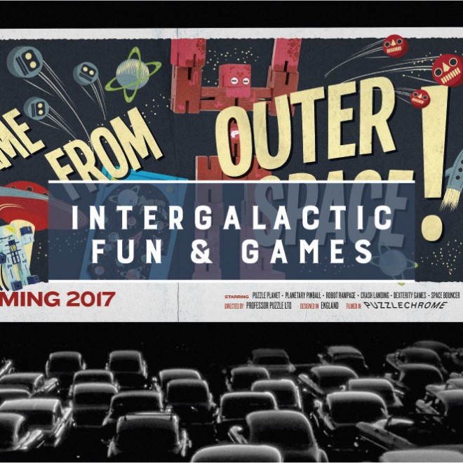Intergalactic Fun & Games