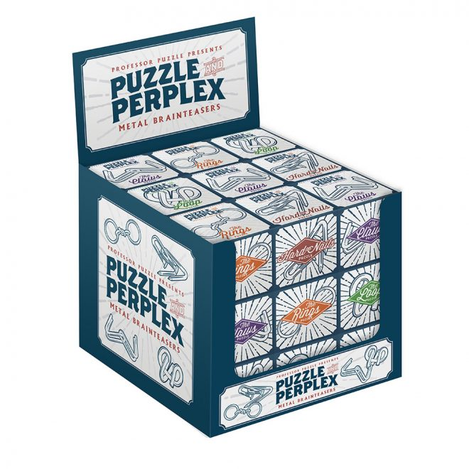 Puzzle&Perplex Display Unit - Visual copy