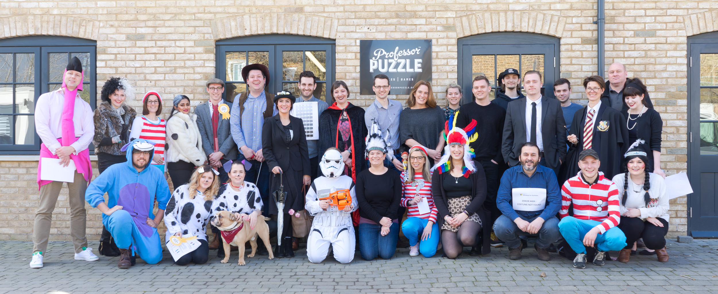 World Book Day at The Puzzle Academy