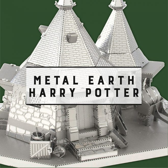 Metal Earth Harry Potter