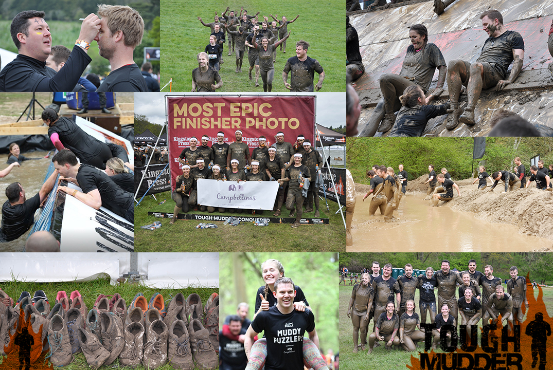 MUDDY SUCCESS!